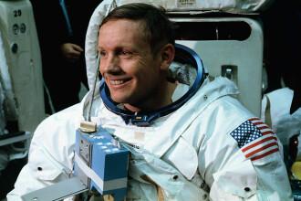 Câți bani a primit familia lui Neil Armstrong, după ce a acuzat un spital de malpraxis