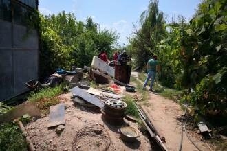 Cazul fetelor dispărute, în Caracal. Polițiștii au descins în casa unui taximetrist de ocazie
