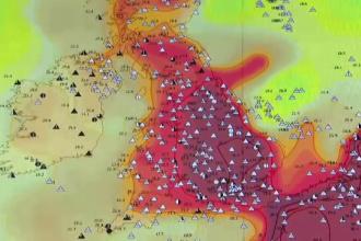 Europa de Vest, lovită de caniculă. Cele mai mari temperaturi din istoria Belgiei