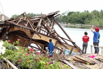 Țara afectată de două cutremure puternice. Sunt 8 morți și 60 de răniți