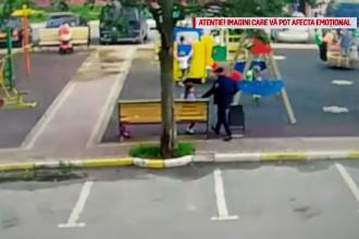 Femeie omorâtă în bătaie la un loc de joacă, sub ochii copiilor. Nimeni nu a intervenit