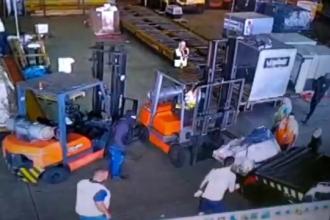 Cum au reușit mai mulți polițiști falși să fure 700 kilograme de aur în doar trei minute