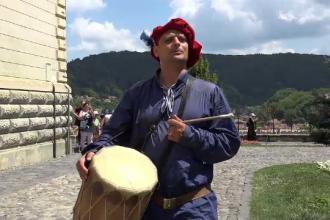Festival medieval, la Sighişoara. De ce nu au fost permise concertele rock