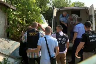 """Operațiune extrem de dificilă la locuința lui Gheorghe Dincă. """"Colegii mei cercetează haos"""""""