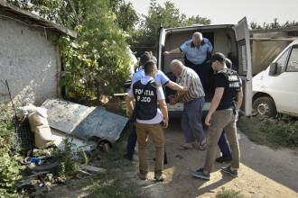 Crimele din Caracal. 5 ofițeri și 3 agenți de poliție sunt cercetați de Corpul de control