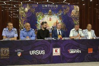 Peste 3.000 de angajaţi MAI vor asigura ordinea publică la Festivalul Untold