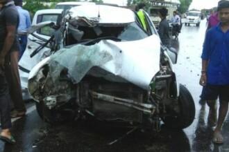 Accident suspect în India. Ce a pățit o tânără care acuză un politician că a violat-o