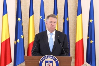 Iohannis: Un consilier prezidenţial o va primi, vineri, pe mama Luizei Melencu