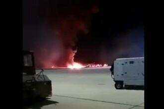 Un avion F-16 s-a prăbușit la o bază aeriană din SUA. Pilotul a murit la spital