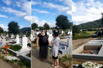 Rudele unui bărbat decedat de Covid-19 susțin că a murit de cancer. Ce s-a întâmplat la înmormântare