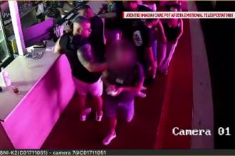 Angajat al unei terase de pe Litoral, batut cu salbaticie de un campion mondial la arte martiale. Motivul este socant