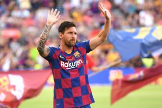Messi este furios și vrea să plece de la FC Barcelona. A întrerupt toate negocierile cu clubul