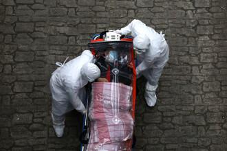 Țara care a depăşit pragul de 200.000 de cazuri de infectări cu coronavirus
