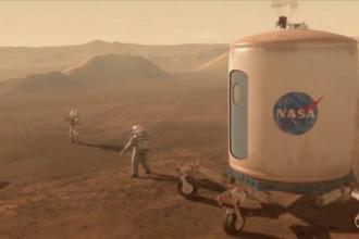 Descoperire uluitoare. Planeta Marte ar fi fost lovită de inundații masive cu miliarde de ani în urmă
