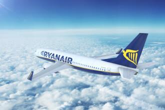 Alertă de incendiu la bordul unui avion Ryanair. A aterizat de urgență în Grecia