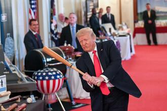 Ziua Națională, pericol de răspândire a Covid-19 în SUA. Trump a dat startul ceremoniilor