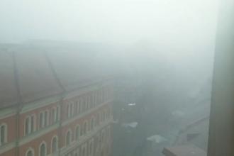 Fenomene extreme în Transilvania. O localitate a fost măturată de furia apelor