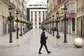 Spania se teme de al doilea val de Covid-19. Carantină pentru o zonă cu 200.000 de locuitori