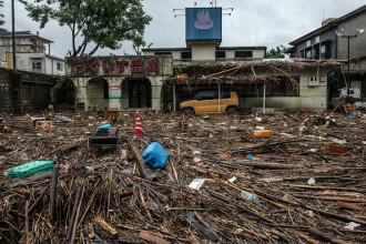 Cel puțin 34 de persoane au murit în inundațiile din Japonia. Au fost mobilizați zeci de mii de militari