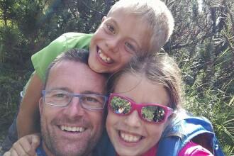 Și-a ucis copiii după ce a postat un selfie cu ei. Mesajele înfiorătoare trimise fostei soții după crime