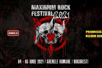 Maximum Rock Festival 2021: Devin Townsend, Katatonia, Therion și Orphaned Land