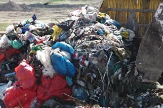 Veste bună pentru brașoveni. Groapa de gunoi de la marginea oraşului a fost modernizată