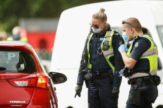 Un șofer a scăpat de amendă, după ce poliția și-a dat seama că fusese mușcat în mașină de un șarpe periculos