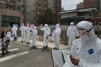 Un tânăr din China, prima persoană executată în legătură cu pandemia