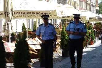 """Proprietarii teraselor din Brașov, nemulțumiți de controalele dese. """"Clienții pleacă"""""""