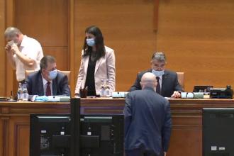 Deputații au adoptat legea carantinei și izolării. Noi prevederi pentru bolnavii de Covid-19