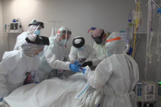 O universitate din România a dezvoltat o modalitate modernă de tratament pentru bolnavii de COVID-19