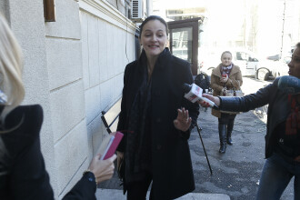 Zi decisivă pentru Alina Bica. Judecătorii italieni vor încerca sa stabilească pașii pentru procedura de extrădare