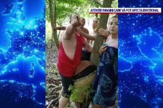 Un bărbat de culoare a fost agresat și legat de un copac de mai multe persoane albe, în SUA