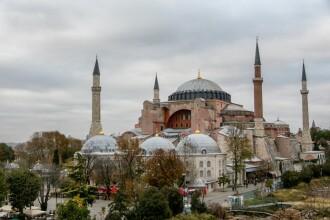 Scandalul Sfânta Sofia din Istanbul. Grecia, SUA și Rusia critică decizia lui Erdogan