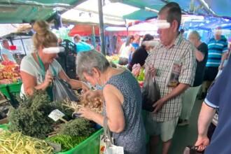 PSD a decis în Parlament că piețele agroalimentare pot funcționa chiar și în spații închise