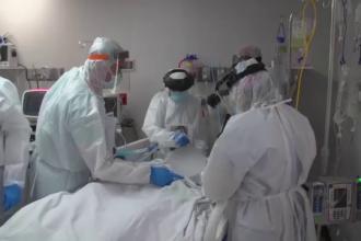 """""""Aproximativ 3.680 persoane confirmate pozitiv"""" n-au mai ajuns în spitale, după decizia CCR"""