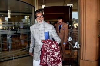 Starul indian de cinema Amitabh Bachchan a fost testat pozitiv cu COVID-19