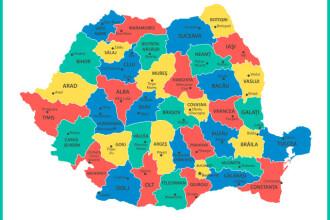 Coronavirus România. Alte două județe au depășit pragul de 1.000 de cazuri. Creștere alarmantă în Vaslui