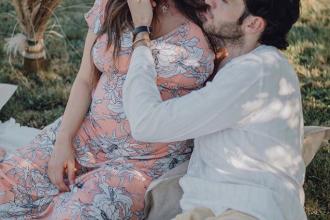 Este pe ultima sută de metri cu sarcina și a decis să anunțe numele copilului. Lili Sandu și-a visat bebelușul