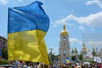 Ucraina interzice circulaţia în weekend, pentru a limita răspândirea Covid-19