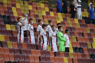 Secretarul general al LPF: Șase jucători de la Dinamo București sunt infectați cu COVID-19