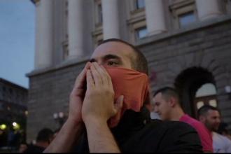 Protestele continuă în Bulgaria pentru a șaptea zi la rând. Trei miniștri vor fi remaniați