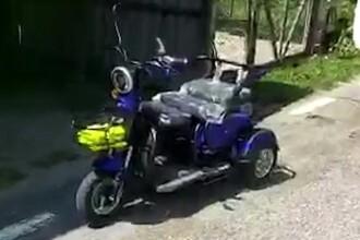 Femeie din Dâmboviţa, în comă după un accident cu tricicleta electrică. Ce s-a întâmplat