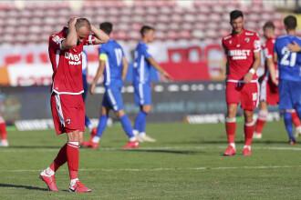 Trei jucători de la Dinamo au fost internați cu Covid-19