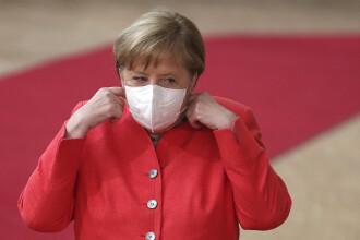 Avertismentul cancelarului Angela Merkel, după explozia de cazuri de Covid-19: