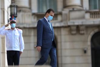 Premierul Orban: Vom creşte numărul de paturi de terapie intensivă de la 'Matei Balş'
