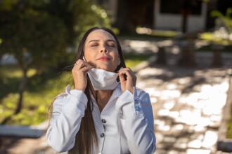 Inspectorii DSP Galați au amendat 11 cadre medicale pentru nepurtarea măştii