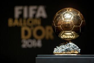 Premieră istorică în fotbalul mondial. Balonul de Aur nu se va mai acorda în acest an