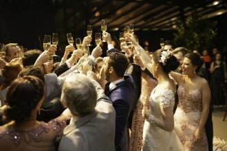 Nuntă a unei verișoare a Simonei Halep, oprită de poliţişti pentru nerespectarea măsurilor împotriva COVID-19