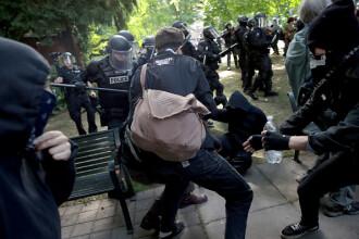Trump vrea să trimită trupe federale în orașele cu primari democrați. Incidente grave la Portland
